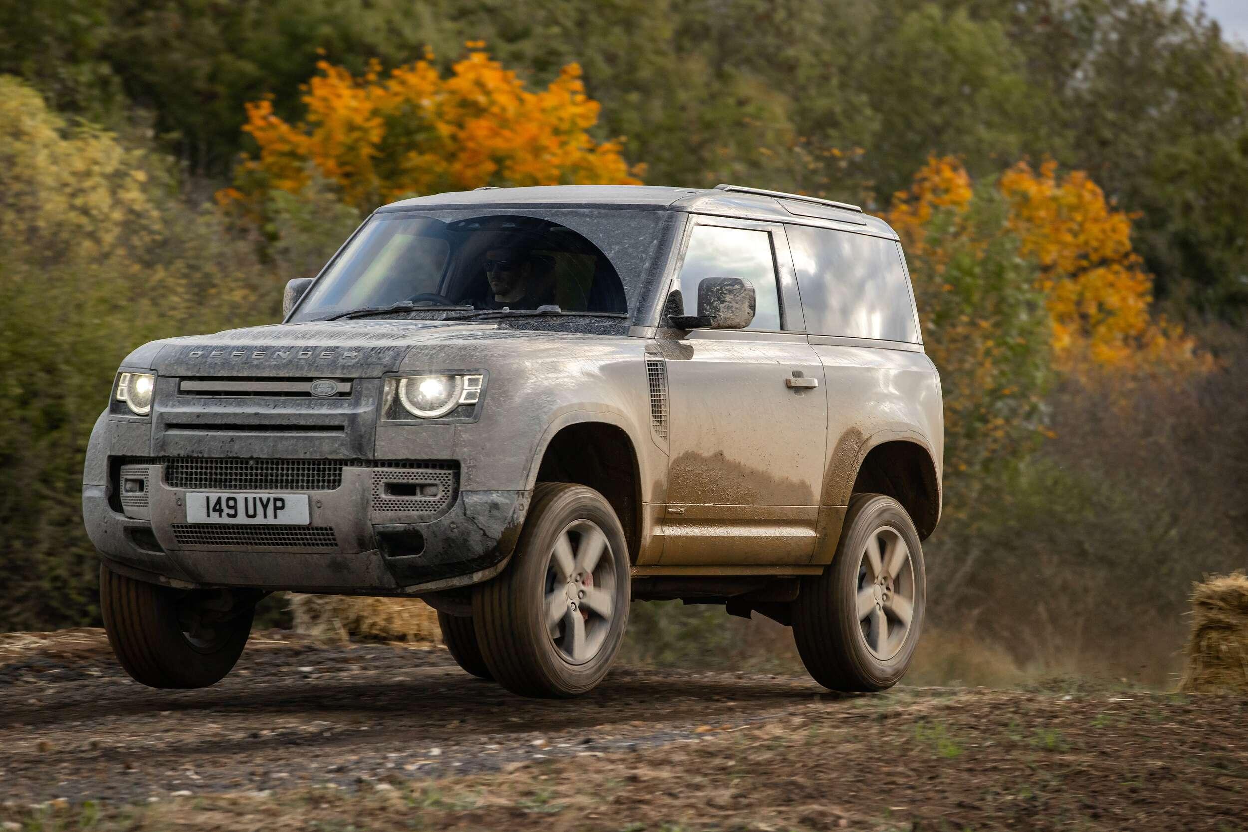 Land Rover Defender 90, llega al país