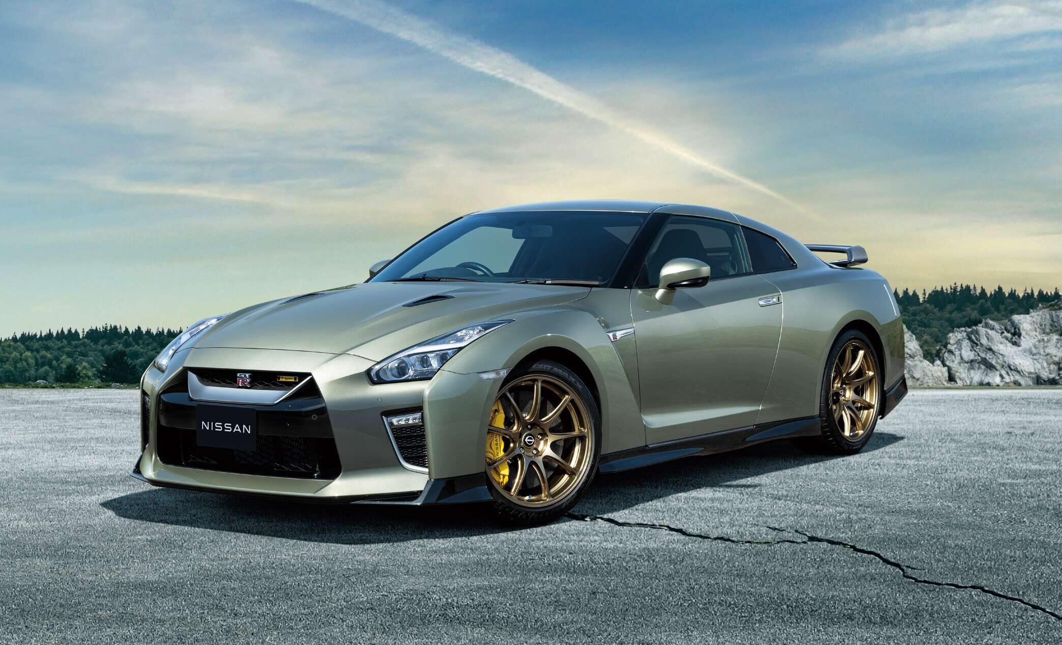 Nissan GT-R 2022, nueva versión para el mercado japonés
