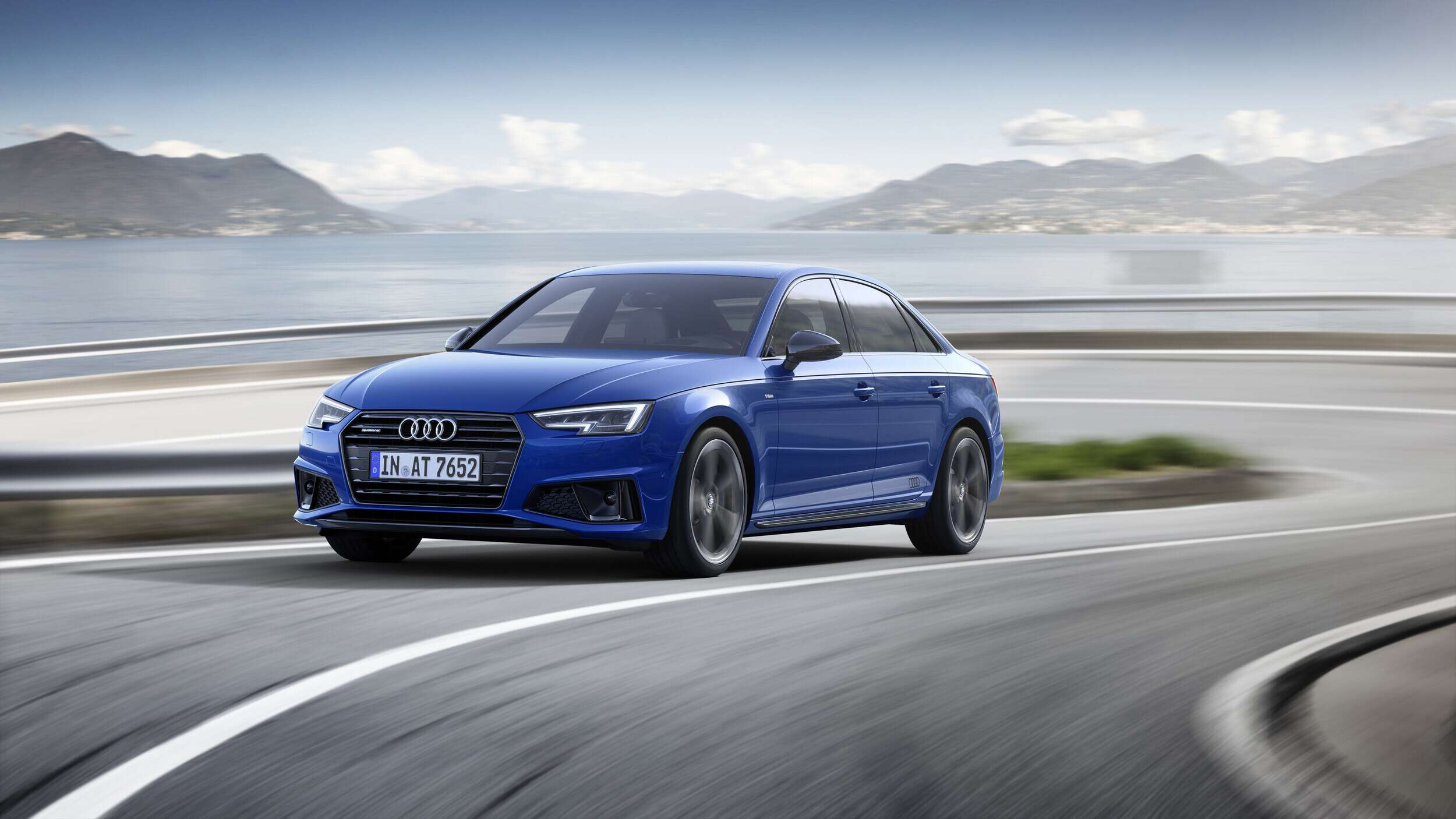 Inicia la preventa del Audi A4 en Colombia